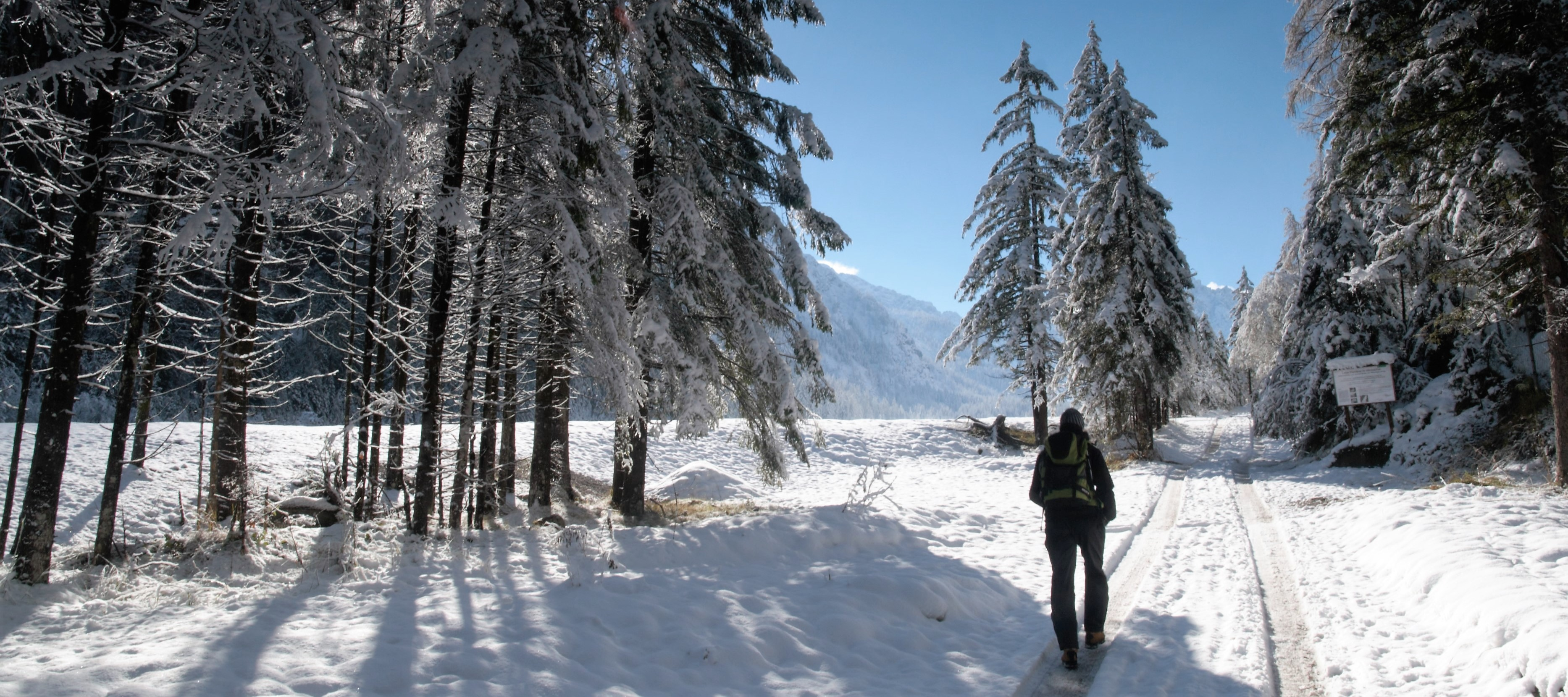 Sneeuwschoenwandelen Berchtesgaden